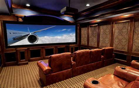 luxury home theater designer home interior exterior