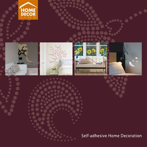 Home Decor Line | home decor line full catalogue decor stickers