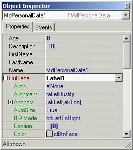 tutorial oop delphi creating compound components chapter 9 writing delphi