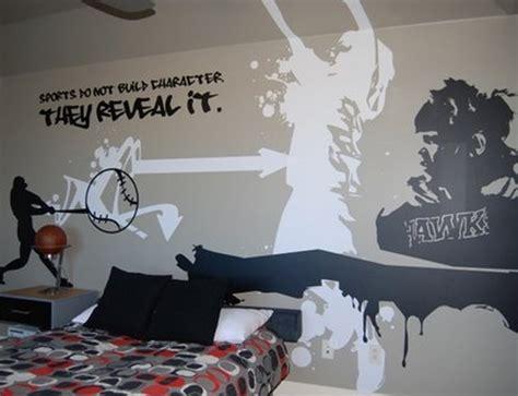 Graffiti Bedroom Accessories Cool Bedroom Ideas With Graffiti Theme