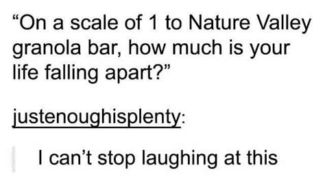 Nature Valley Granola Bar Meme - 17 best images about totally relatable on pinterest get