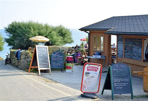 The Cabin Cafe by The Best Front Cafes In West Cornwall Aspects