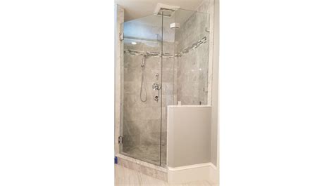 Neo Angle Frameless Shower Door Neo Angle Frameless Shower Door Signature Glass Inc