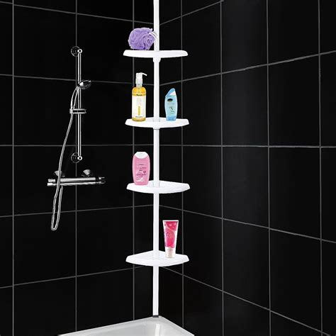Corner Shelf Bathroom Storage 7 Best Corner Shelves For Bathroom