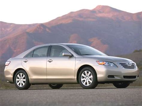 2007 toyota camry pricing ratings reviews kelley blue book