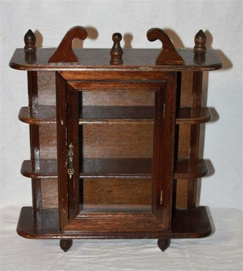 small wall mounted curio cabinet small curio cabinet wall mounted woodworking projects