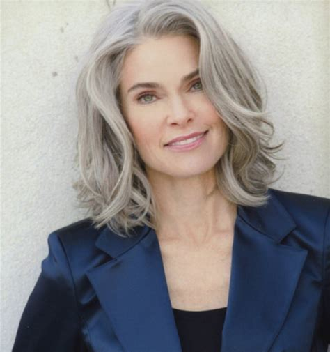 hairstyles for turning grey pinterest the world s catalog of ideas