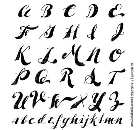 Drawing 7 Letters by 53 Best Images About Drawing On Fonts How To