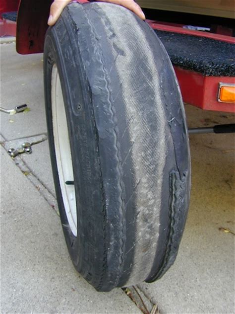boat trailer tires get hot boat trailering tips from an expert boats