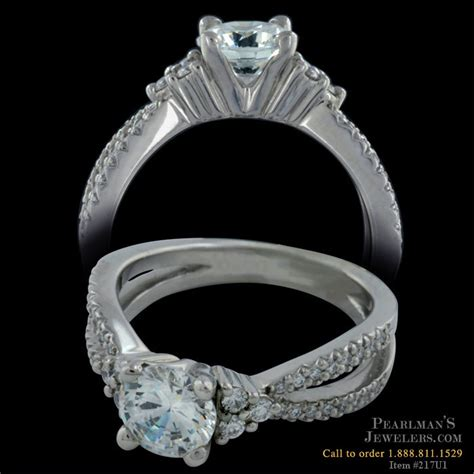 jewelry contemporary engagement ring
