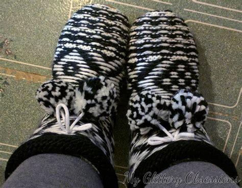 la senza slippers my glittery obsessions what i got for 2016