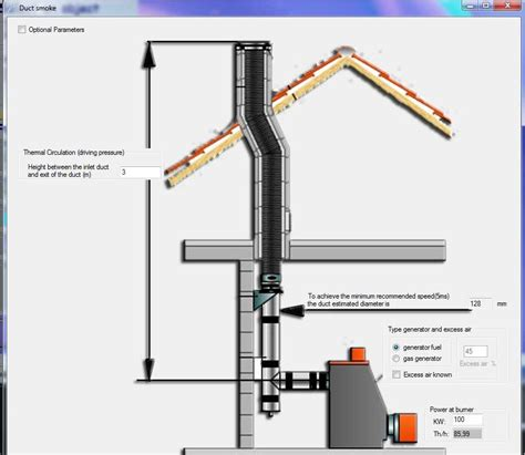Chimney Liner Calculator - how to if fireplace flue is open chimney ders ct