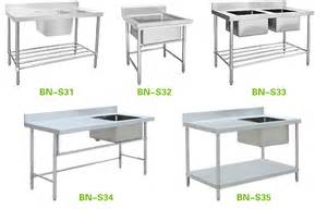 bn s26 two compartments stainless steel industrial sink with stand buy stainless steel