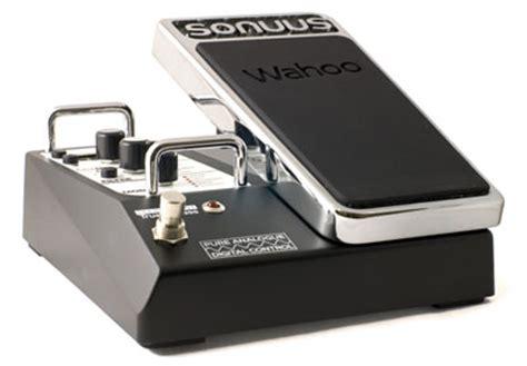 wah pedal tutorial sonuus wahoo guitar moderne