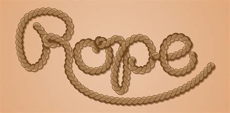 tutorial rope illustrator create a fancy rope brush in illustrator