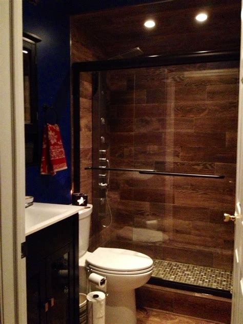 Small Bathroom Design Basement Bathroom Pinterest Small Basement Bathroom Designs