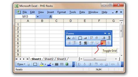 tutorial belajar microsoft xl toolbar drawing pada microsoft excel 2007 menilkan
