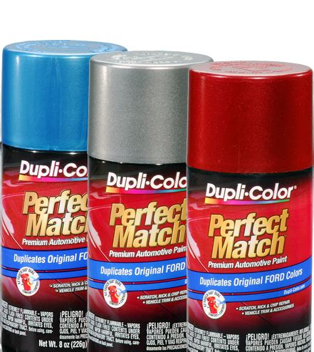 match premium automotive paint aerosol dupli color