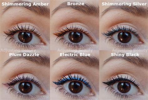 Eyeliner Liquid review avon liquid chrome eyeliners all shades adjusting