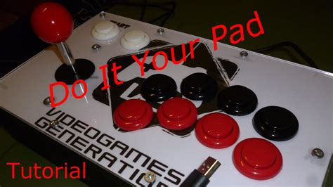 tutorial come girare un drum come costruire un arcade stick tutorial diy do it