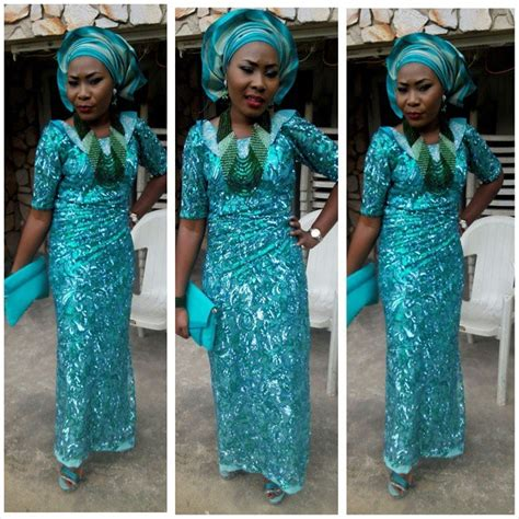 omotla nigerian styles with lace dresses select a fashion style aso ebi for you select a fashion