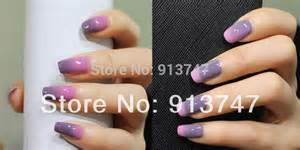 nail that changes color with temperature soak gel nail nail ideas