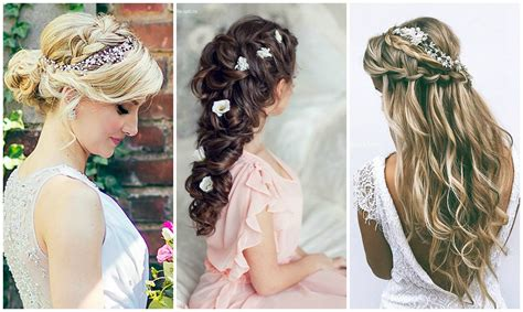 bridal hair 2017 woman hair style vedio new wedding hairstyles 2017 top