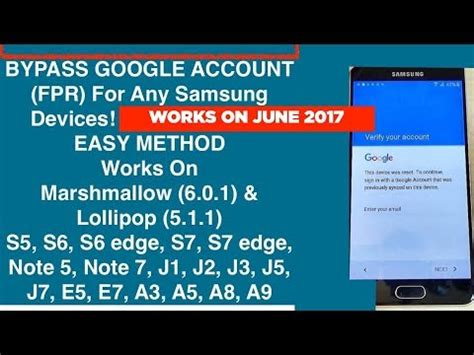 S6 Samsung Account Bypass Disable Bypass Account Lock On Any Samsung Phone Frp Bypass Funnydog Tv