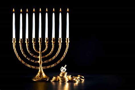 hanukkah traditions in the home homes com