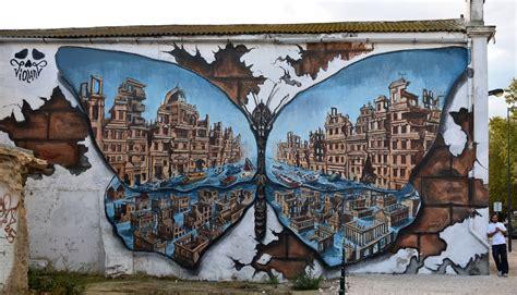 obras de arte callejero realmente cautivadoras