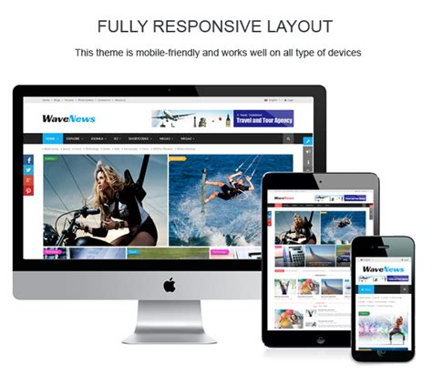 online responsive layout builder sj wavenews gorgeous builder for news magazine websites