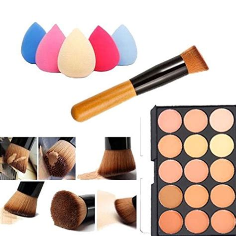 a professional makeup artist to camouflage a scalp scar coolest 20 concealer camouflage makeup palettes