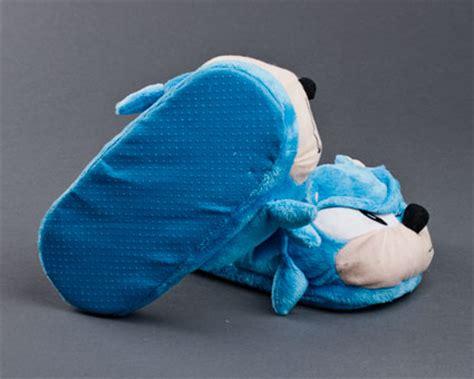 sonic the hedgehog slippers sonic the hedgehog slippers sega slippers