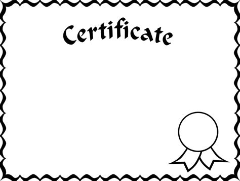 pages certificate template free certificate borders clipart best