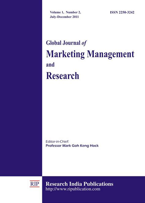 Mcmaster Mba Program Reviews by Marketing Management Papers