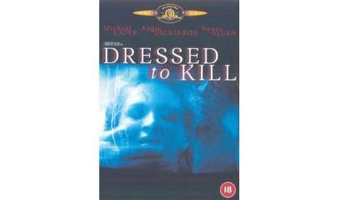 A Place To Kill Dvd Review Dressed To Kill Dvd Review Entertainment Express Co Uk