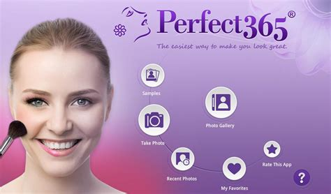 makeover pic app perfect365 one tap makeover android apps on google play