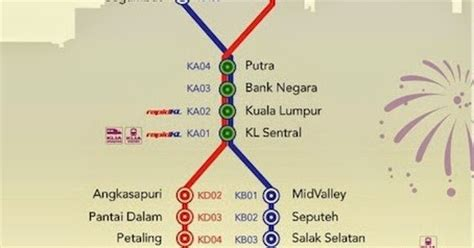 Ktm Komuter Map Malaysia State City Town And Place To Visit Ktm Komuter