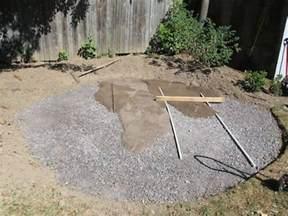 diy flagstone patio installation yard pinterest