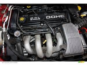 Dodge 2 4 Engine 1997 Dodge Stratus Standard Stratus Model 2 4 Liter Dohc
