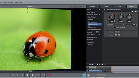 tutorial deluxefx magix movie edit pro 2015 tutorials