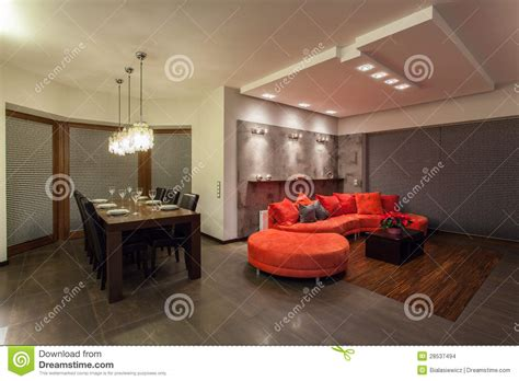 Ruby Living Room Ruby House Living Room Stock Images Image 28537494