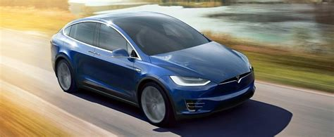 the tesla model x electric suv has more reliability
