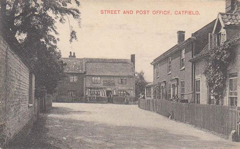 Norfolk Post Office Hours by The St Book Catfield Norfolk