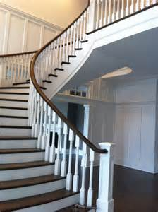 colorado curved stairs by vision stairway millwork