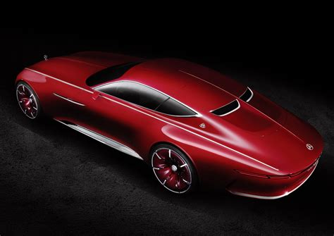 vision mercedes maybach 6 electric car s revolution is