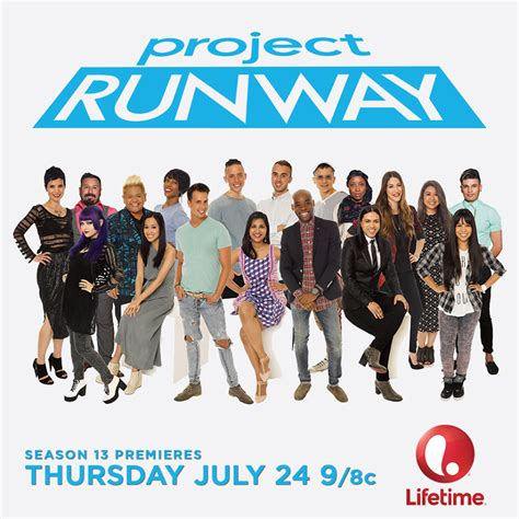 project runway season 14 casting now lifestyles project runway season 13 cast announced series to
