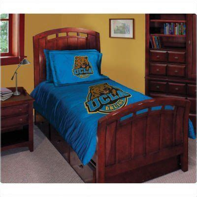 bruins comforter ucla bruins comforter set twin bed by northwest 60 00