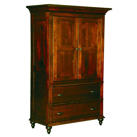 Legacy Amish Handcraft Furniture - legacy bedroom armoire amish crafted furniture