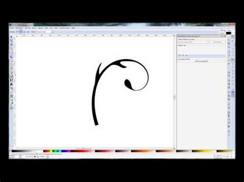 inkscape tutorial youtube deutsch inkscape tutorial ein florales muster erstellen youtube